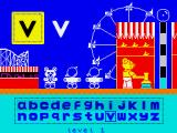 Fun School 3 for the Under 5s ZX Spectrum An ice cream earnt