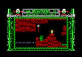 Fantasy World Dizzy Amstrad CPC The smuggler's hideout.