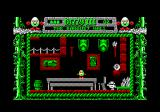 Fantasy World Dizzy Amstrad CPC You will find Denzil in the banquet hall.
