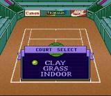 Andre Agassi Tennis SNES There aren't many differences, so pick the one you like the most