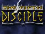 The Fifth Disciple Windows Title screen