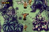Kong: The 8th Wonder of the World Game Boy Advance Exploring the forest.