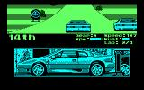 Lotus Esprit Turbo Challenge Amstrad CPC Sometimes you can't see the sky