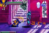 X-Men: Reign of Apocalypse Game Boy Advance X Mansion is attacked by robots...