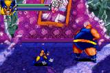 X-Men: Reign of Apocalypse Game Boy Advance Blob is the first boss in the game.