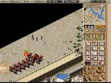 Caesar III Windows Carthaginian Infantry attack your city...