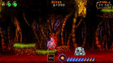 Ultimate Ghosts'N Goblins PSP Arthur in Nest of Blood