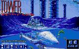 Tower Toppler Atari ST Loading screen