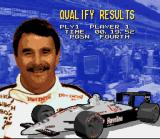Newman/Haas IndyCar featuring Nigel Mansell SNES not bad...
