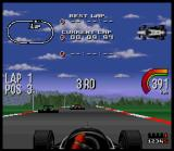 Newman/Haas IndyCar featuring Nigel Mansell SNES Racing