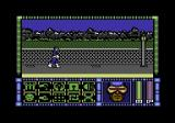 X-Men Commodore 64 Game start