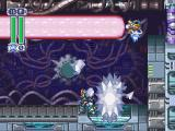 Mega Man X4 Windows X uses Frost Tower