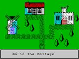 Fun School 3: for 5 to 7 Year Olds ZX Spectrum Now you don't have building names to help you