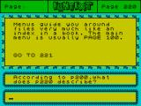 Fun School 3: for 5 to 7 Year Olds ZX Spectrum Explanation