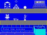 Fun School 3: for 5 to 7 Year Olds ZX Spectrum The first part is pretty simple