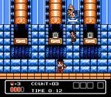 Hammerin' Harry NES Bonus Stage