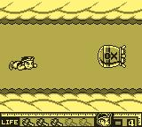 Hammerin' Harry: Ghost Building Company Game Boy Harry the Human Cannonball