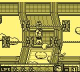 Hammerin' Harry: Ghost Building Company Game Boy Now inside the airship