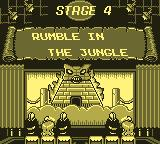 Hammerin' Harry: Ghost Building Company Game Boy Stage 4 opening