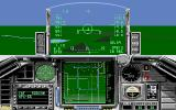 Falcon Operation: Firefight Amiga Cockpit view