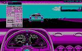 The Duel: Test Drive II DOS 202 MPH! (CGA)