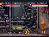 Batman Returns SNES Boss battle