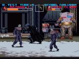 Batman Returns SNES I'm fighting here, and you are reading a NEWSPAPER?! ;D
