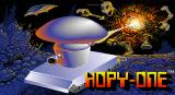 Hopy-ONE DOS Title Screen