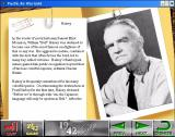 1942: The Pacific Air War Gold Windows 3.x You get info on the most important commanders.