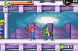 Jazz Jackrabbit Game Boy Advance Zoe Cottontail and Jazz Jackrabbit.