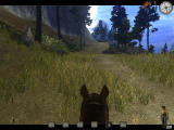 Call of Juarez Windows Riding a horse.