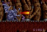 Shadow of the Beast Genesis To obtain the powerup to defeat the first boss, you must break that orb (Japanese version)