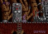 Shadow of the Beast Genesis The first boss (Japanese Version)