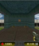 Alpha Zone 3D J2ME You start the game with a simple pistol.