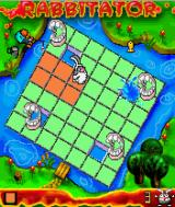 Rabbitator J2ME The first level: all tiles need to be turned orange.