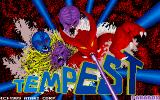 Tempest Atari ST Loading screen