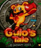 Gulo's Tale J2ME Title screen