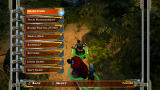 X-Men: Legends II - Rise of Apocalypse PSP Pause menu