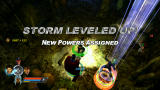 X-Men: Legends II - Rise of Apocalypse PSP Level-up animation
