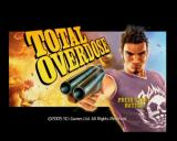 Total Overdose: A Gunslinger's Tale in Mexico PlayStation 2 Main title