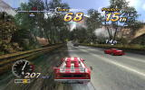 OutRun 2006: Coast 2 Coast Windows Racing in the beautiful scenery of the jungle