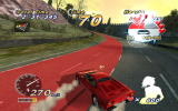 OutRun 2006: Coast 2 Coast Windows One of the tricks you have to do is to stay on the red portion of the road for some time in order to be a cool boyfriend