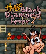 Hugo: Black Diamond Fever 2 J2ME Title screen