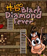 Hugo: Black Diamond Fever J2ME Title screen