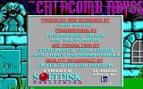 The Catacomb Abyss DOS Credits
