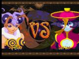 Darkstalkers 3 PlayStation Versus screen