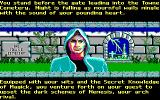 The Catacomb Abyss DOS Introduction