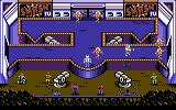 Smash T.V. Commodore 64 Contestant entering the arena