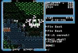 Ultima V: Warriors of Destiny Apple II Yell FLIPFLOP outdoors, and this is what you'll see...
