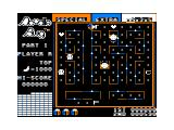 Doodle Bug TRS-80 CoCo Doodle Bug during game play